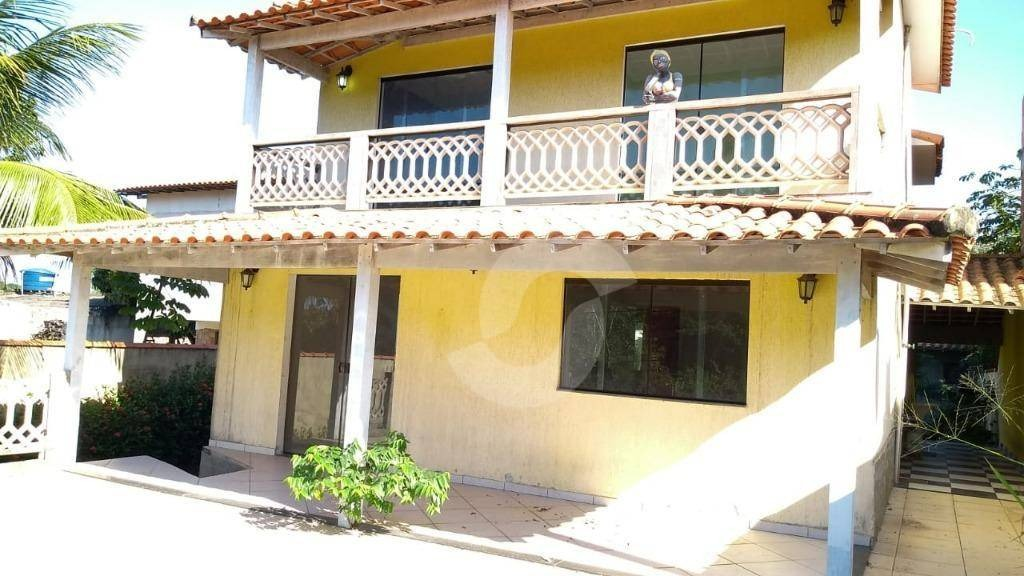 casa residencial à venda, jardim balneário, maricá. - ca1226