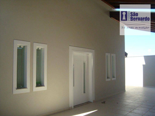 casa residencial à venda, jardim bela vista, americana. - ca0257