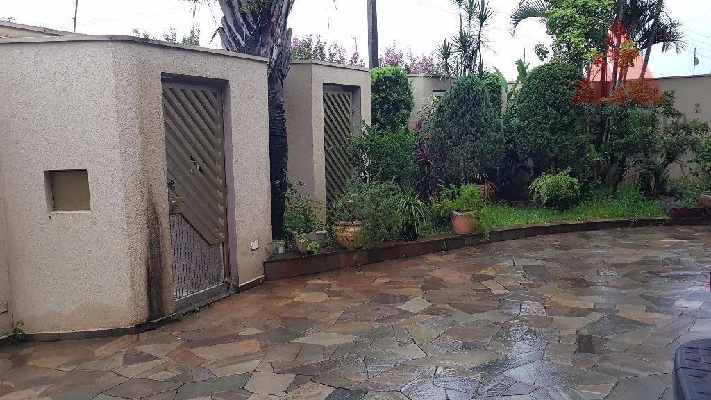 casa residencial à venda, jardim bela vista, americana. - ca1800