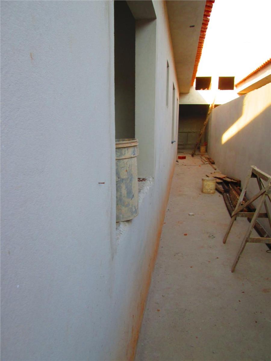 casa residencial à venda, jardim bela vista, nova odessa - ca0311. - ca0311
