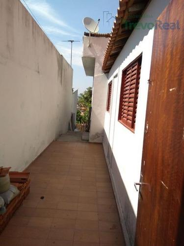 casa residencial à venda, jardim bela vista, vinhedo. - ca1129