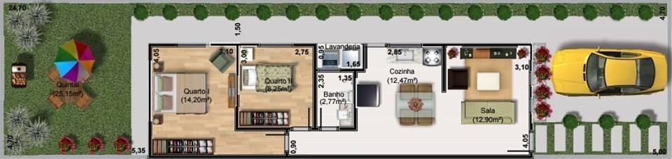 casa residencial à venda, jardim boer i, americana. - codigo: ca1005 - ca1005