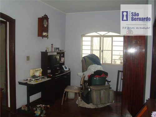 casa residencial à venda, jardim brasil, americana. - ca0178
