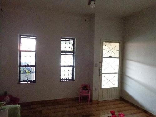 casa residencial à venda, jardim brasil, americana - ca0518. - ca0518