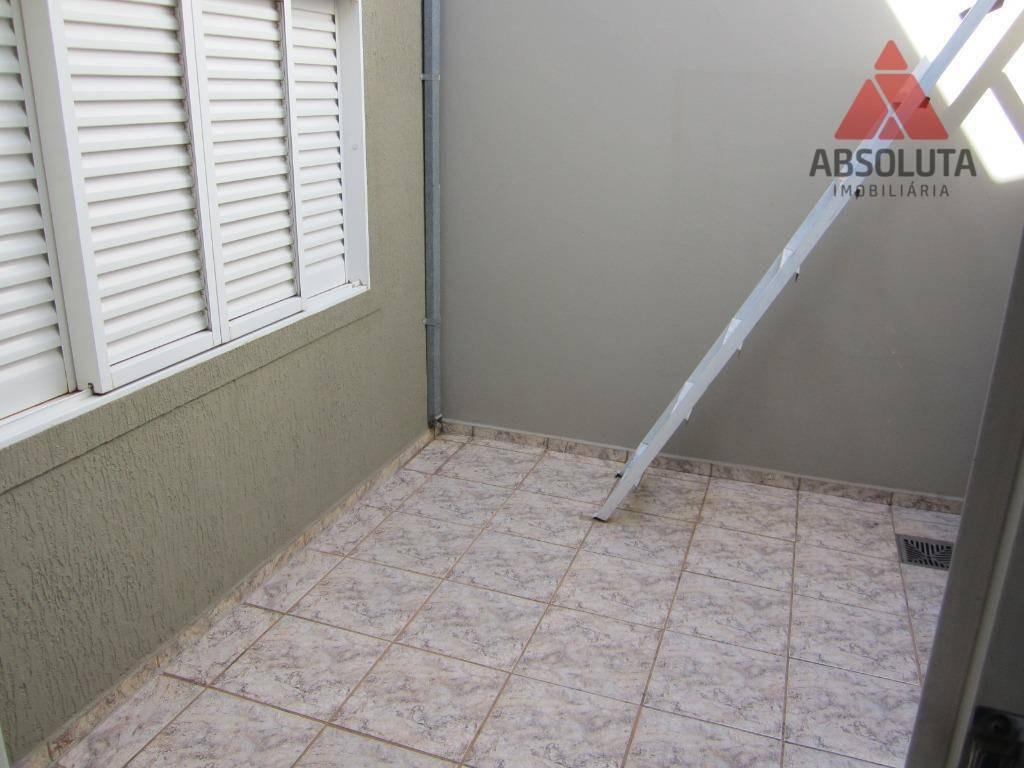 casa residencial à venda, jardim brasil, americana. - ca2081