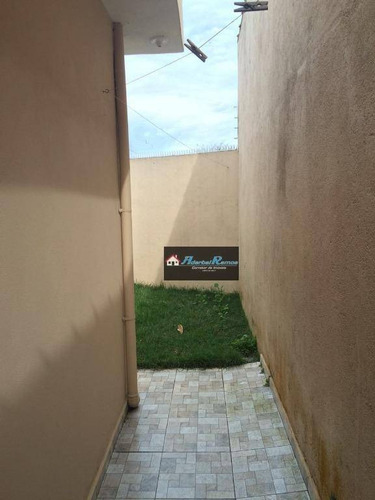 casa  residencial à venda, jardim brasil, peruíbe. - ca0203