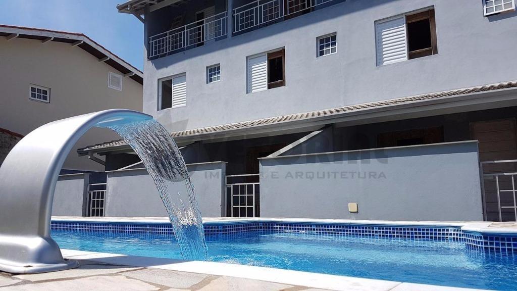 casa residencial à venda, jardim britânia, caraguatatuba. - ca0042