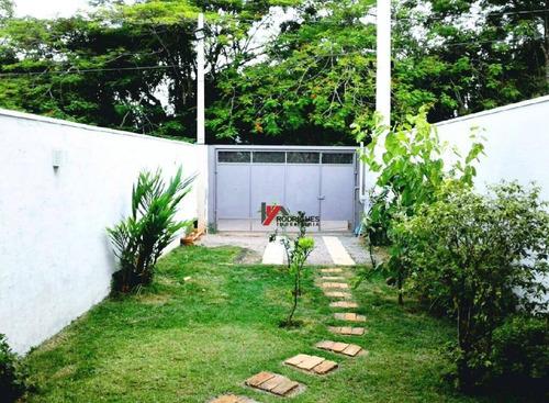 casa residencial à venda, jardim brogotá, atibaia. - ca1711