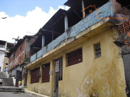 casa residencial à venda, jardim campanário, diadema - ca0022. - ca0022