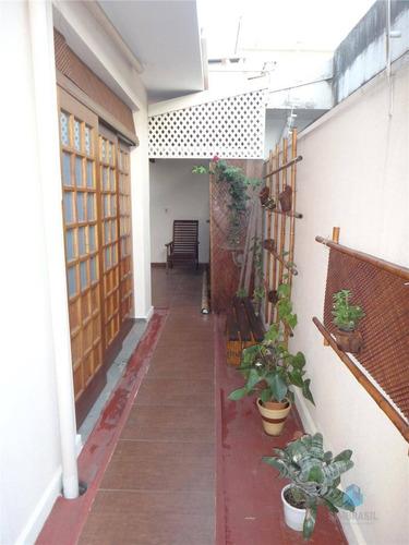 casa residencial à venda, jardim chapadão, campinas. - ca0025
