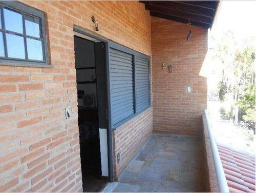 casa residencial à venda, jardim chapadão, campinas. - ca0228