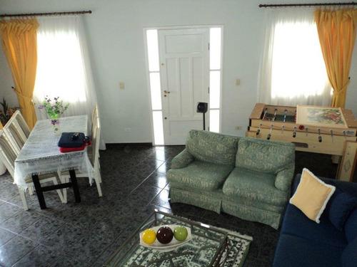casa residencial à venda, jardim chapadão, campinas. - ca4031