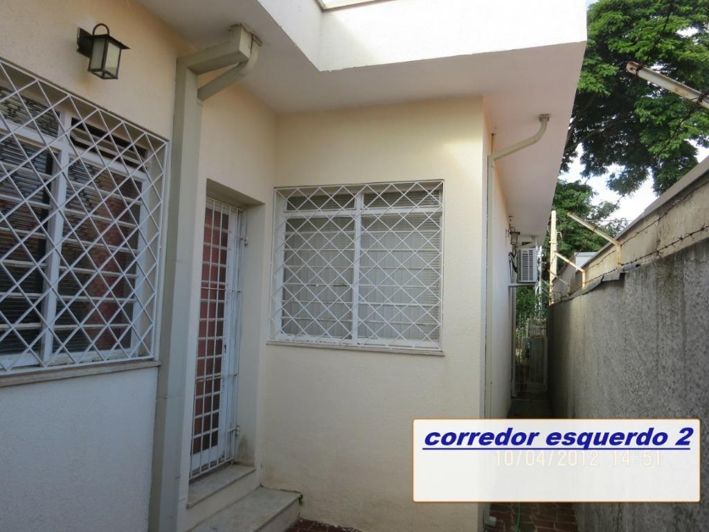 casa residencial à venda, jardim chapadão, campinas. - ca6568