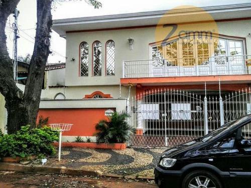 casa residencial à venda, jardim chapadão, campinas. - codigo: ca2086 - ca2086