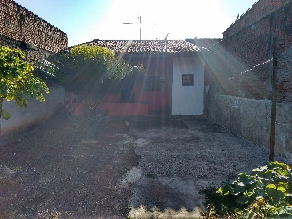 casa residencial à venda, jardim cila de lúcio bauab, jaú. - ca0011