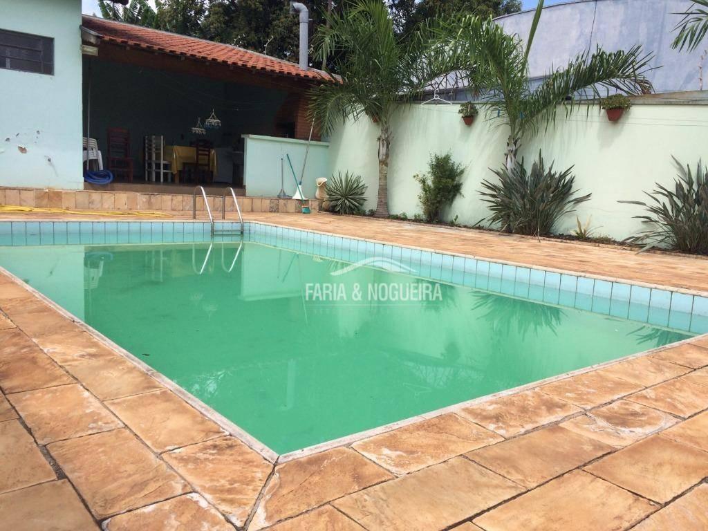 casa residencial à venda, jardim claret, rio claro. - ca0286