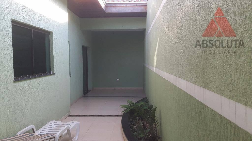 casa  residencial à venda, jardim cândido bertini, santa bárbara d'oeste. - ca1144