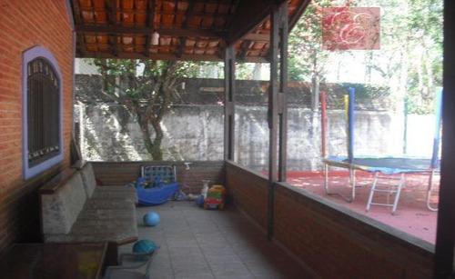 casa residencial à venda, jardim colibri, cotia. - ca0188