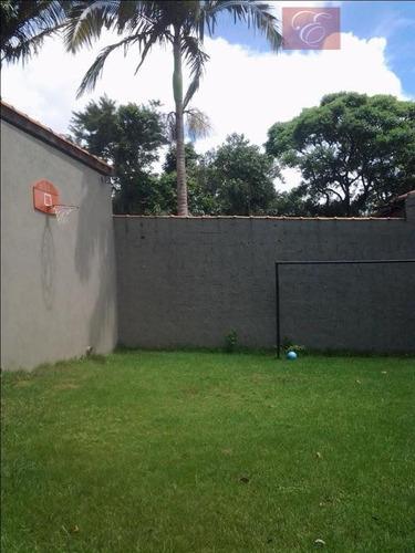 casa residencial à venda, jardim colibri, cotia. - ca0545