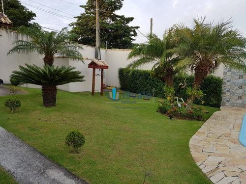 casa residencial à venda, jardim colônia, jacareí. - ca1024