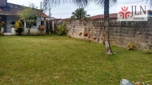 casa  residencial à venda, jardim corumbá, itanhaém. - ca0195