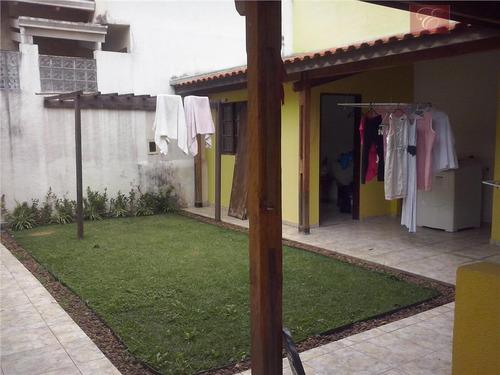 casa residencial à venda, jardim da glória, cotia. - ca0431