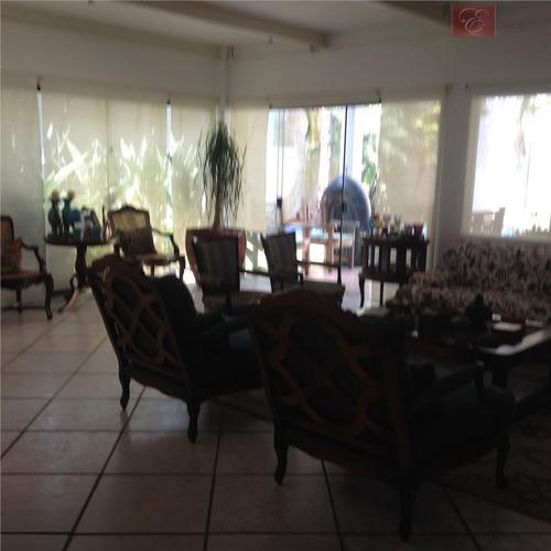 casa  residencial à venda, jardim das flores, cotia. - ca0488