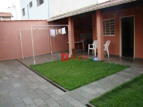 casa residencial à venda, jardim das indústrias, são josé dos campos. - ca1587