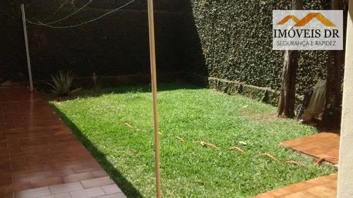 casa residencial à venda, jardim das paineiras, campinas. - ca0132