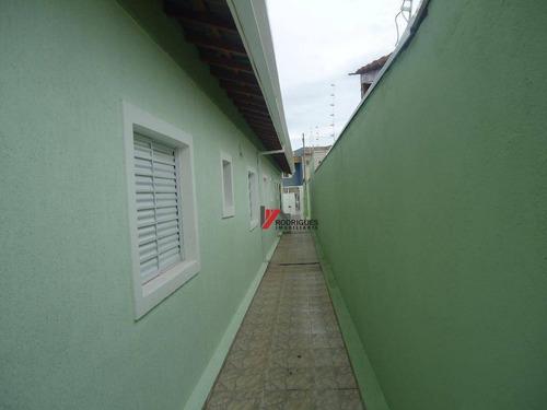 casa residencial à venda, jardim das palmeiras, atibaia. - ca1326