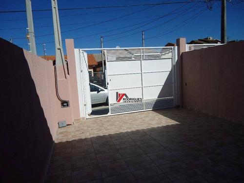 casa residencial à venda, jardim das palmeiras, atibaia. - ca1412