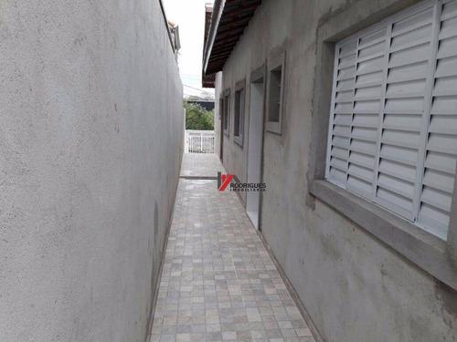 casa residencial à venda, jardim das palmeiras, atibaia. - ca1437