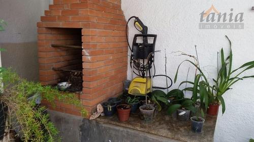 casa residencial à venda, jardim do estádio, itu. - ca0188