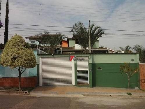casa residencial à venda, jardim do lago, atibaia. - ca1320