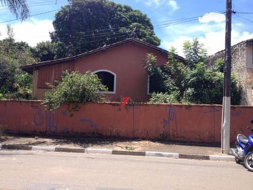 casa residencial à venda, jardim do lago, atibaia. - ca1393
