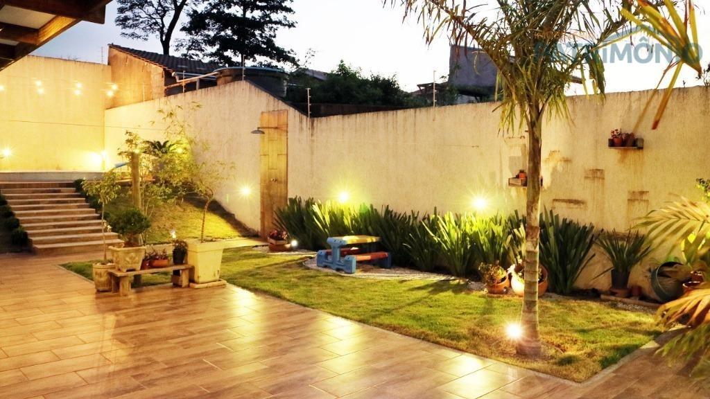 casa residencial à venda, jardim dos pinheiros, atibaia. - ca0504