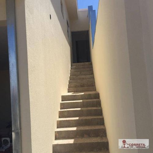 casa residencial à venda, jardim eldorado, marília. - ca0491