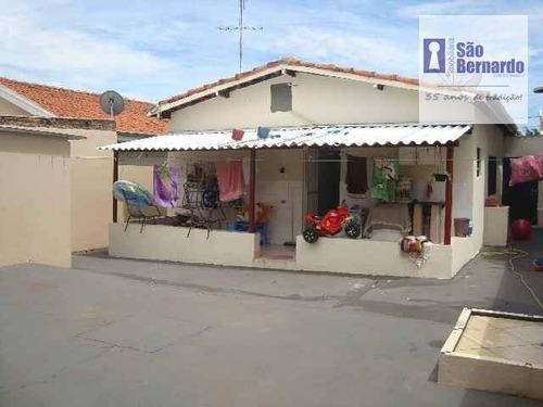 casa residencial à venda, jardim esmeralda, santa bárbara d'oeste. - ca0277