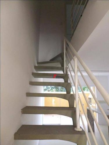 casa residencial à venda, jardim estância brasil, atibaia. - ca1297