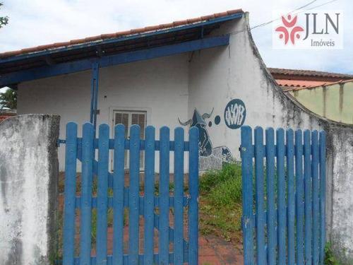 casa residencial à venda, jardim fazendinha, itanhaém. - ca0014