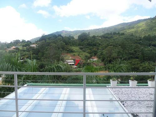 casa residencial à venda, jardim flamboyant, atibaia. - ca1193