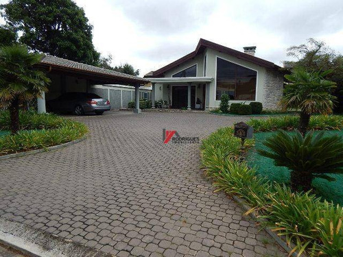 casa residencial à venda, jardim flamboyant, atibaia. - ca1494
