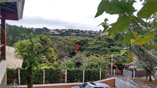 casa residencial à venda, jardim flamboyant-b, atibaia. - ca0796
