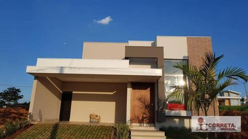 casa residencial à venda, jardim flamingo, marília. - ca0499