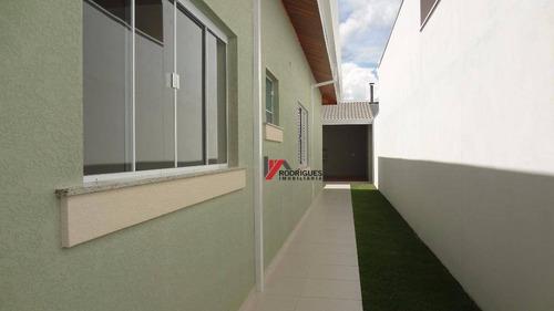 casa residencial à venda, jardim floresta, atibaia. - ca1583
