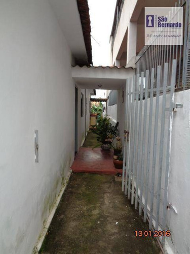 casa residencial à venda, jardim girassol, americana. - ca0820