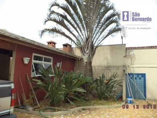 casa residencial à venda, jardim glória, americana. - ca0789
