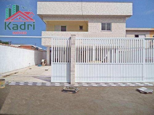 casa residencial à venda, jardim glória, praia grande. - ca0062