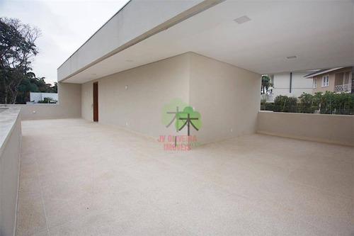 casa residencial à venda, jardim guedala, são paulo - ca0061. - ca0061