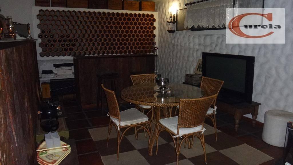 casa residencial à venda, jardim guedala, são paulo - ca0154. - ca0154